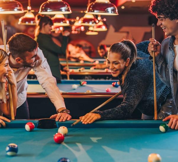 Billiard Leagues - Chattanooga Billiard Club